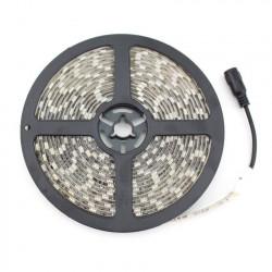 Ruban LED 12V DC SMD5050 60LED/m 5m Rouge IP20