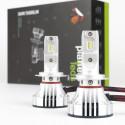 Kit LED H7 5000Lm Haute Puissance 6000K Ventilé