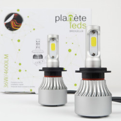 LED Kit H7 4600LM FIRST Plug&Play 30W