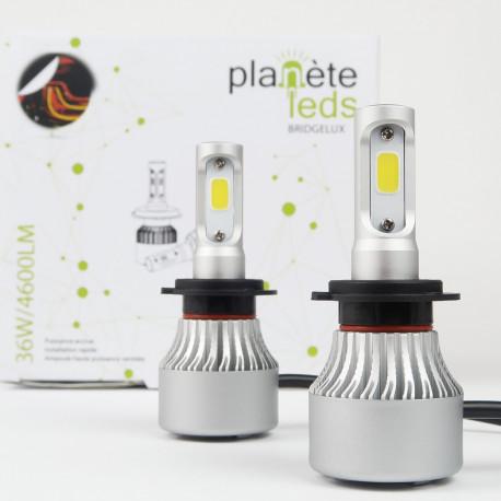 H7 LED Kit High Power 4000LM 6000°K
