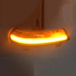 LED Dynamic Blinkers for side mirrors Volkswagen Golf 5, Passat B6...