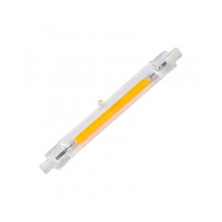 R7S COB 8W 118mm LED Bulb