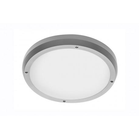 Hublot Led Silver 2x E27 360° Ip65
