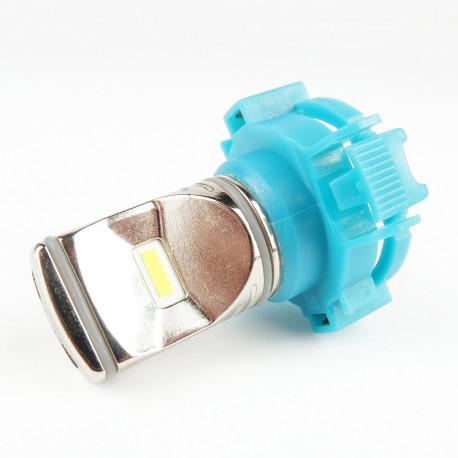 Ampoule LED P24W 6 LEDs CSP CANBUS 9-30V