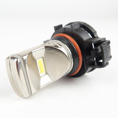 Ampoule LED PS19W 30W 10-30V haute puissance Blanche