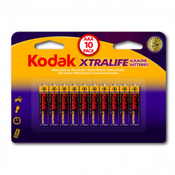 Kodak LR03 AAA XTRALIFE battery - 10 pcs