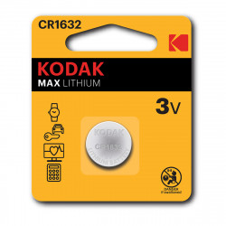 Kodak CR1632 Lithium button cell - Pack of 2
