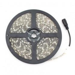 Ruban LED 12V DC SMD5050 60LED/m 5m Verte IP20