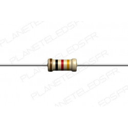 resistor 33 Ohm 4W