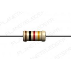 33Ohms resistor 6W