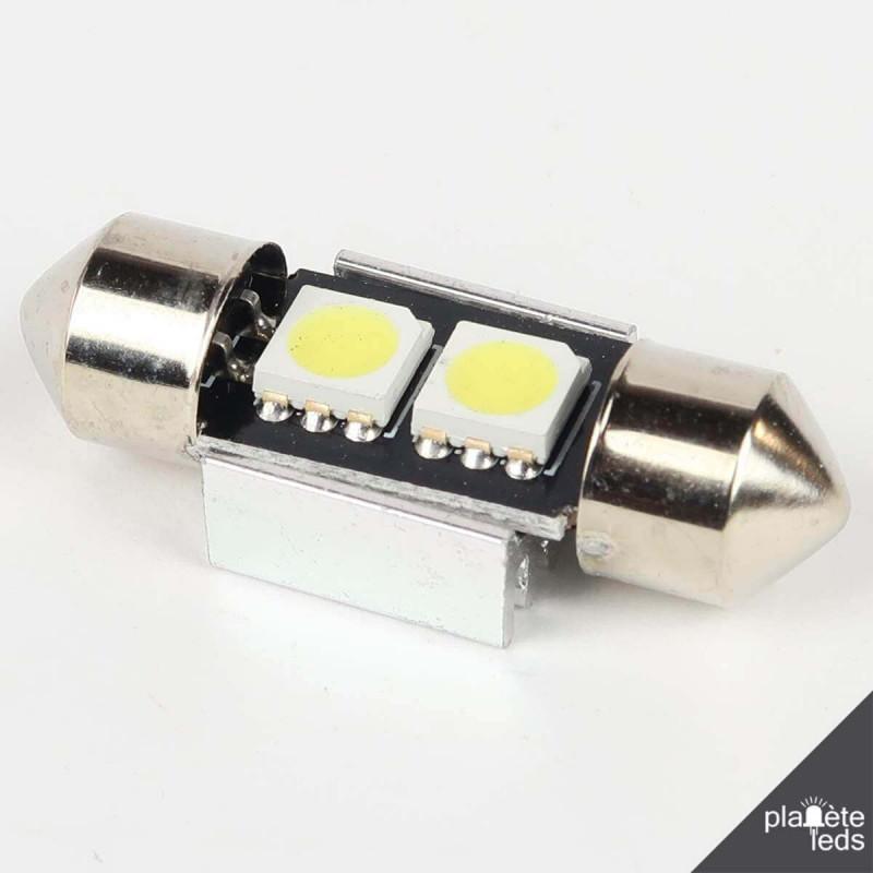 Led Voiture Canbus Ampoule 32mm Navette C5w Intérieur N8wvmn0yO