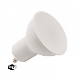 LED bulb WiFi TUYA GU10 Dimmable RGBW 4W