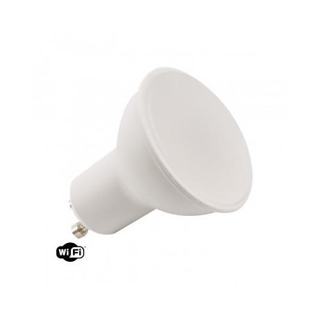 Ampoule LED WiFi TUYA GU10 Dimmable RGBW 4W