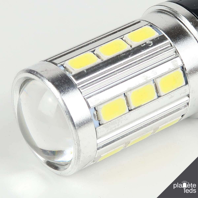Led Bulb T20 W21w5w Double Function Super Canbus