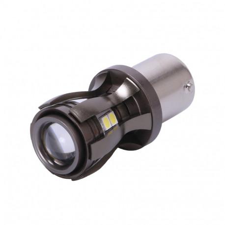 Ampoule LED BAY15D 1157 Canbus 16 leds 10-60V haute résistance