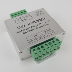 Repeater RGB+W 4*6A terminal block