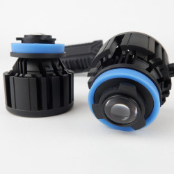 Kit LASER H8/H11 pour anti brouillard Off-Road 25 000 Lm