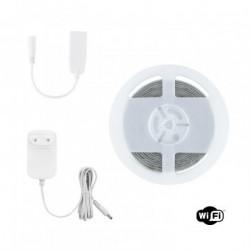 5m RGBWW Smart Wifi LED Strip 12V, 24W, 72LED/m, IP65