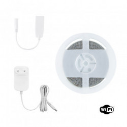 Kit Ruban LED Smart WiFi 12V 72LED/m 5m RGBW IP65 24W