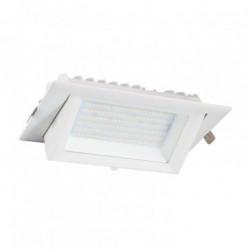 LED spotlight, 130lm/W Adjustable Rectangular 38W LIFUD