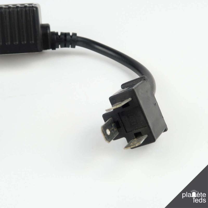 Kit H4 Erreur Anti Module Pour Led gb76Yfy