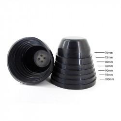 Multi-size silicone seal cover