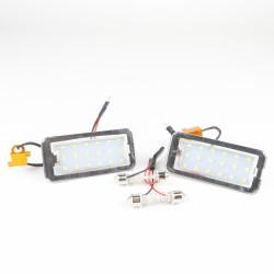 Module de plaque LED pour Fiat 500 sans erreur