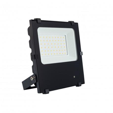 Projecteur LED avec Détecteur de Mouvement Radar 30W 120lm/W HE PRO