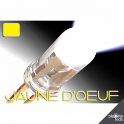 Led ColorPrecision 5mm JAUNE D'OEUF