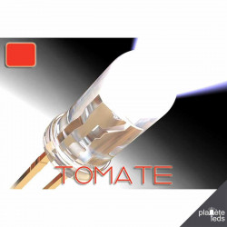 Led ColorPrecision 5mm TOMATE