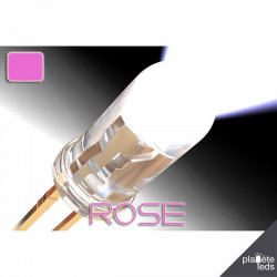 Led ColorPrecision 5mm ROSE