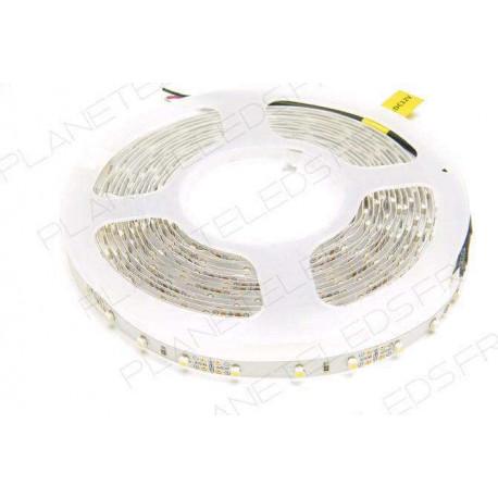 Rouleau de Bande de LED Blanc Chaud Flexible de 5 Mètres