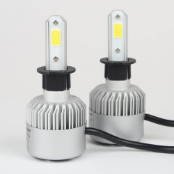 Kit LED H3 4600LM FIRST Plug et Play 30W (8000LM théoriques)