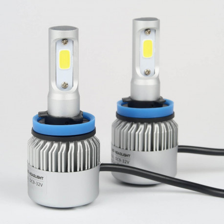 LED Kit H8/H9/H11 4600LM FIRST Plug&Play 30W