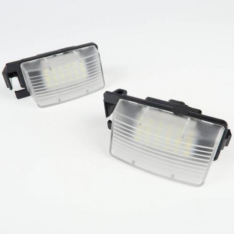 Module de plaque LED pour Nissan/Infiniti