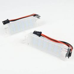 Module de plaque LED pour Opel