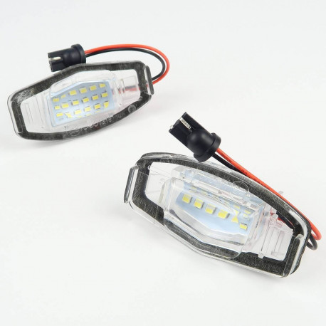 License plate LED Module for Honda Civic, City,...