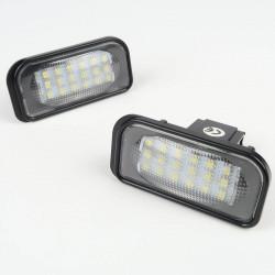 Module de plaque LED pour Mercedes W203 4D 2000-07