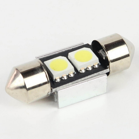 LED Bulb T10 FIRST Anti error OBD 5 White Leds