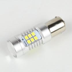 Ampoule LED BA15S 1156 Canbus 21 leds 12V