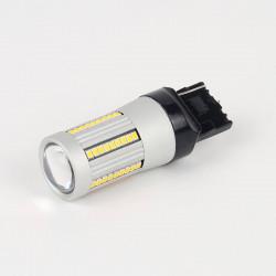 Ampoule LED T20/WY21W Spéciale Clignotants 2000Lm