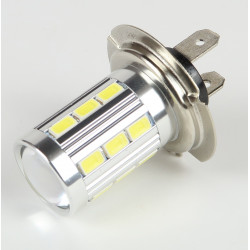 LED Bulb H7 CANBUS 21 LEDs 5730 - White