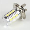 Ampoule led H7 Blanche CANBUS 21 LEDs 5730