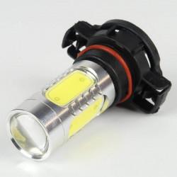 LED Bulb PSX24W 7.5W 10-25V White