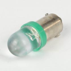 Ampoule BA9S Verte