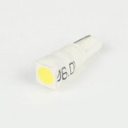 Ampoule Led T5 - W1.2W - 1 Led SMD5050 Blanche