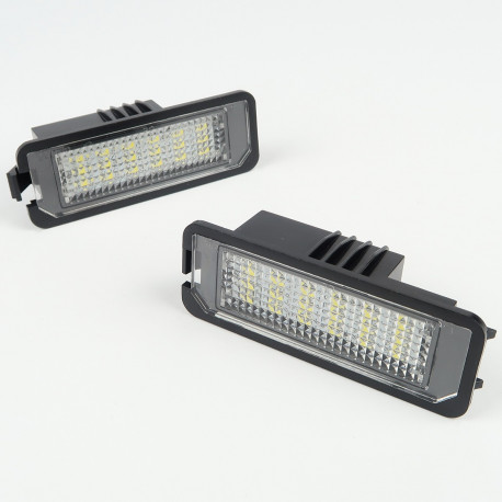 License plate LED Module for VW Eos, Golf 4,5,6,7, Lupo...