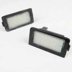 License plate LED Module for BMW Série 7 E38
