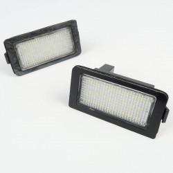 Module de plaque LED pour BMW Série 7 E38