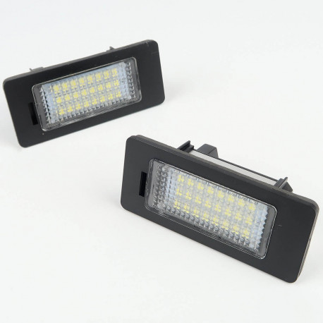 License plate LED Module for BMW E39, E82, E88...